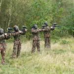 19 Strzelanie grupowe Paintball Nowogard