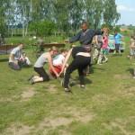 26 Wspaniała zabawa kajtur Wiking Dźwirzyno