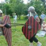 nauka walki na miecze