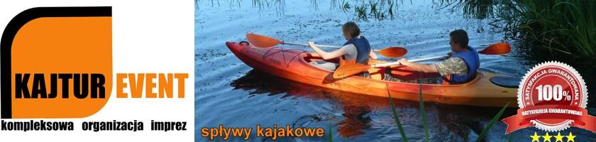 Spływy kajakowe Regą Wieprzą i inne