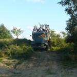 57 Imprezy integracyjne jazda terenowa ciężarówką Goleniów Kajtur