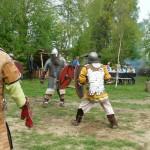 64 Impreza walka rycerzy Kajtur Nowogard