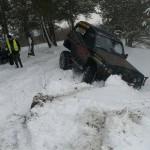 65 Atrakcje jazda zimą Świnoujście
