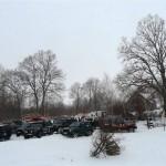 66 Piękna zima kajtur atrakcje zimą Międzyzdroje