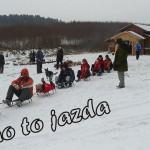 68 Imprezy integracyjne zimą kulig Pogorzelica