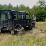 76 Atrakcje paintball i jazda samochodem Kajtur Trzebiatów
