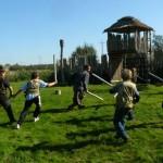 80 Zabawa dla dzieci wikingowie Gryfice