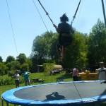 91 Atrakcje zabawy integracyjne trampoliny Kajtur Dźwirzyno