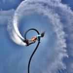 flyboard - wyjazd integracyjny nad morze