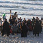 impreza integracyjna nad morzem