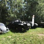 wystawa sprzętu militarnego