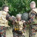 szkolenia militarne nad morzem