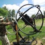 Militarna Przygoda żyroskop 1