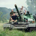 przejaźdżki czołgiem