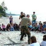 atrakcje dla dzieci na plaży (28)