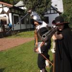 pokazy walk rycerskich