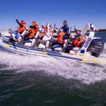 Szybkie łodzie RIB