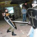 sala rycerska Chełm Gryficki