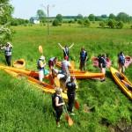Spływ Borzecin - Trzebiatów
