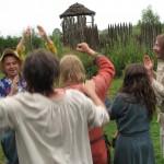 radość tubylców