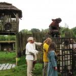 najstarsza osada słowian  gdzie ludzie nadal żyją jak w średniowieczu
