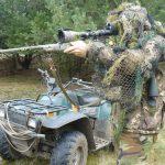 polowanie - maskowanie