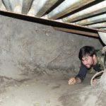 tunel podziemny OSF