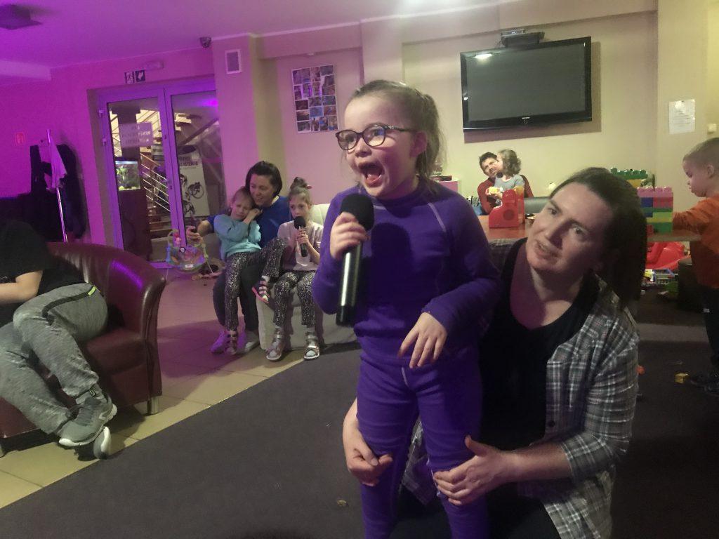 Karaoke na turnusie rehabilitacyjnym